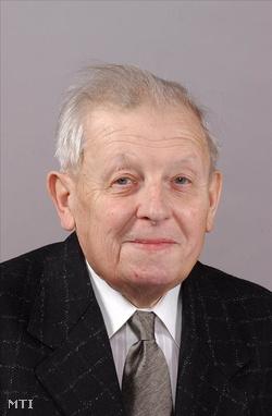 Széchenyi-díjat 2003-ban kapott Fotó: Kovács Attila