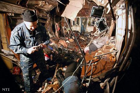A 2004-es robbantásban negyvenen haltak meg