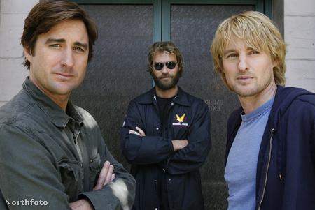 Luke, Andrew és Owen Wilson