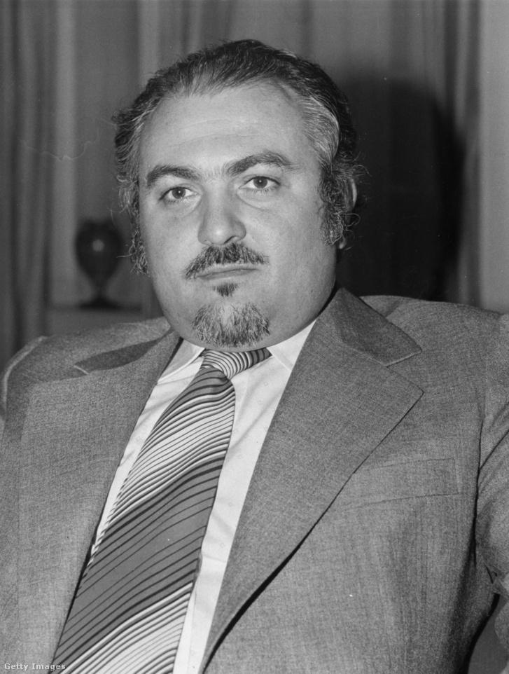 Ghaith Pharaon (1977-ben)