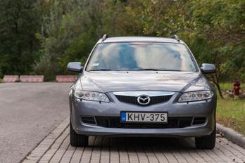 Tízéves dízel Mazda 6. Finom?