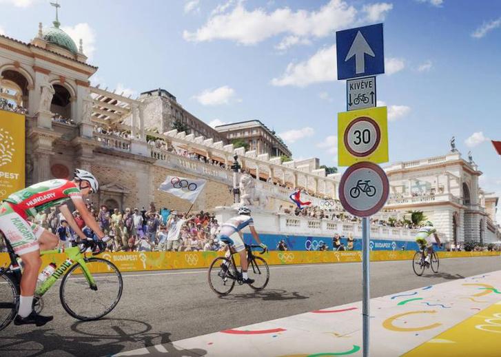 Forrás: I bike Budapest Fb-oldal (David Kinoranyi)