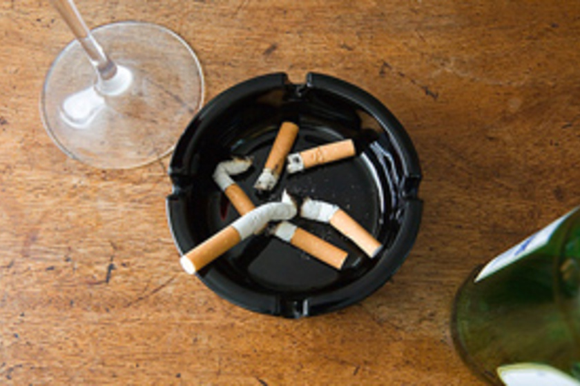 orvosolja a cigaretta szagát a lakásban