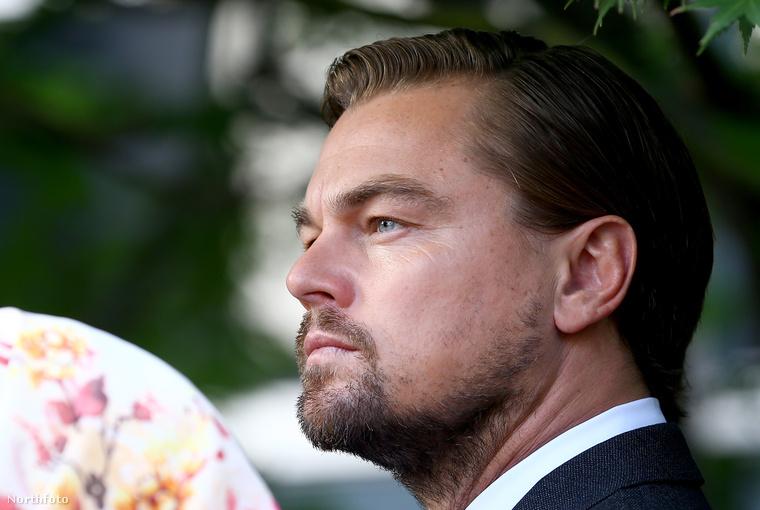 Na, de térjünk át egy másik úrra, aki nem más, mint Leonardo DiCaprio