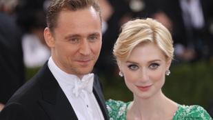 Ő a világ egyik legirigyeltebb nője: Tom Hiddlestonnal volt szexjelenete