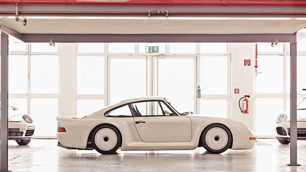 A 959-es prototípusa ma is lenyűgöző látvány, hiába múlt harminchárom éves az idén