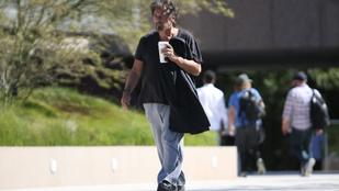 Al Pacino ijesztően slampos ezeken a képeken