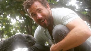 Egy szebb világban Ryan Reynolds lenne a legjobb barátunk