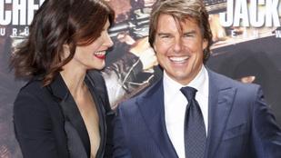 Cobie Smulders egyvalamit biztos Tom Cruise-nak köszönhet