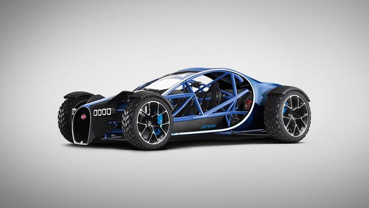 Ariel Chiron: az Ariel Nomadot és a Bugatti Chiront gyúrták össze, a végeredmény egészen pofás lett