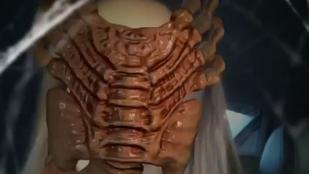 Instahíradó: Vajna Tímea arcát ellepte egy alien