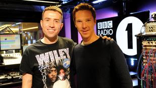 Benedict Cumberbatch-csel kellene indítani minden napot