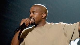 Kanye West már most nyomott egy Grammy-hisztit