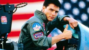 Ha lesz is új Top Gun, Maverick csak nyugdíjas pilóta lehet