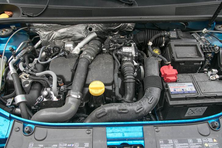 Sokat fejlődött az 1,5-ös dci, nagyon jó kis motor lett