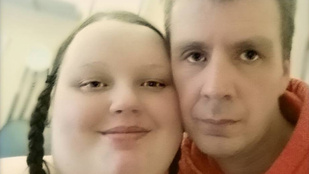 Szakított pasija Nagy-Britannia legkövérebb nőjével, mert az le akart fogyni