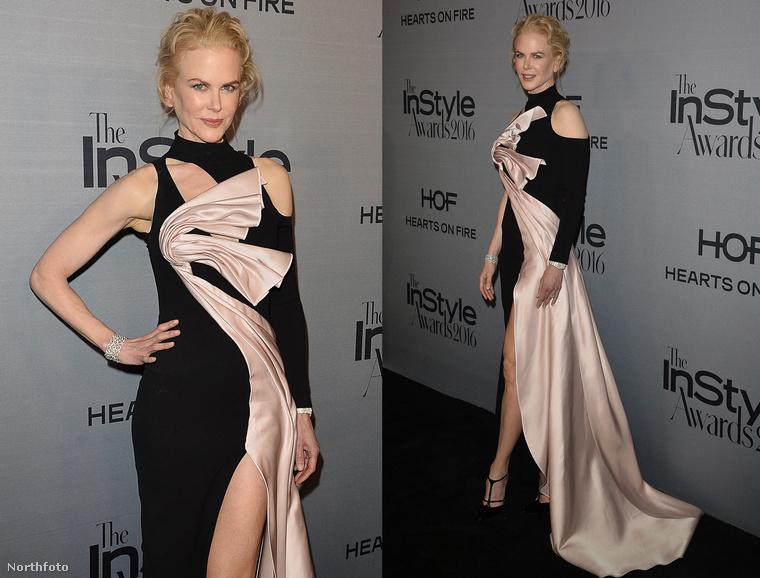 Nicole Kidman például pont jó lesz bemelegítésnek