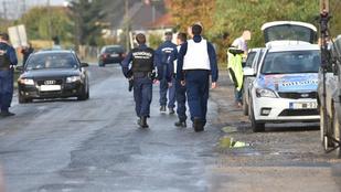Lezárták a falut, ahol egy idős férfi meglőtt egy rendőrt