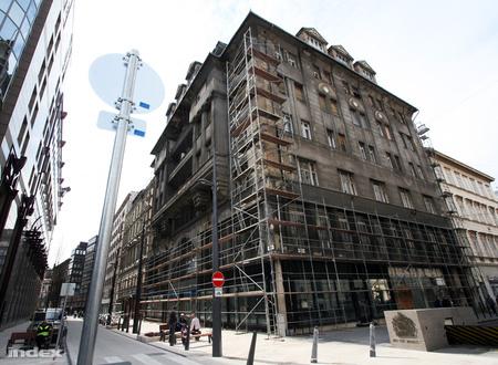 Hamrincad utca 3:  'Az épület műszaki állapota erősen megromlott'
