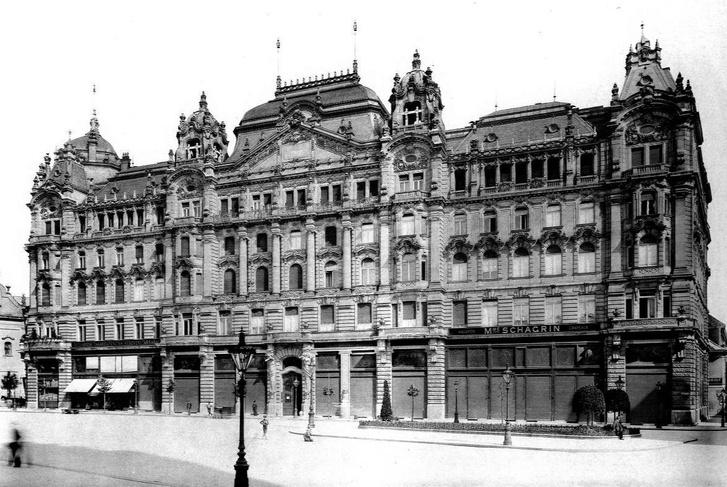1905e Kiralyi Berpalota FSZEK