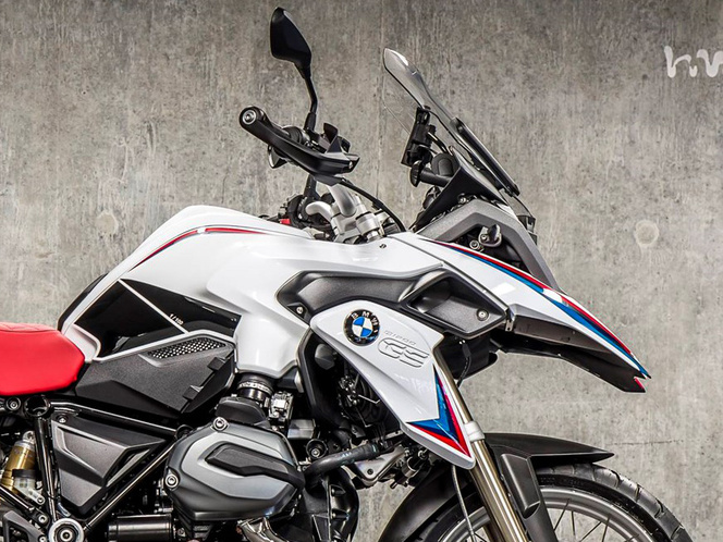 BMW R 1200 GS Iconic 100 edition