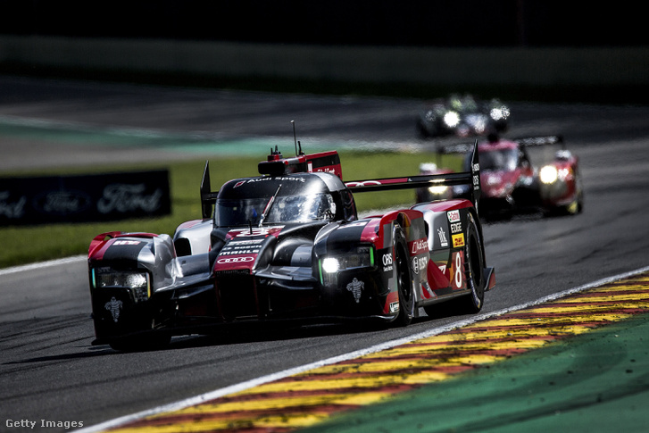 Novemberben fut utoljára versenyen az Audi R18