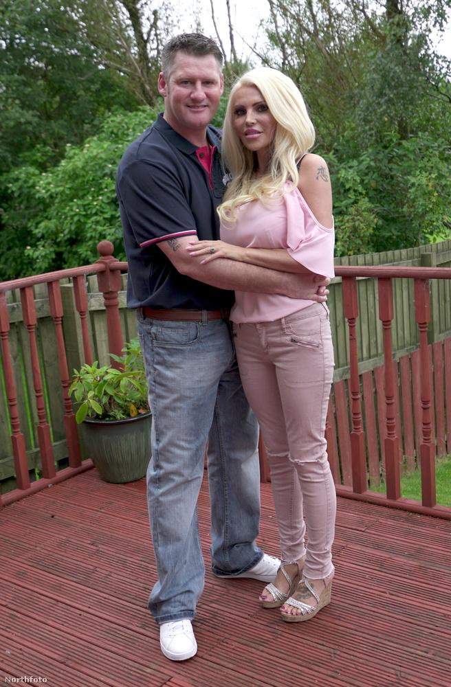 Amanda Love 39 éves, és van ám neki férje is.