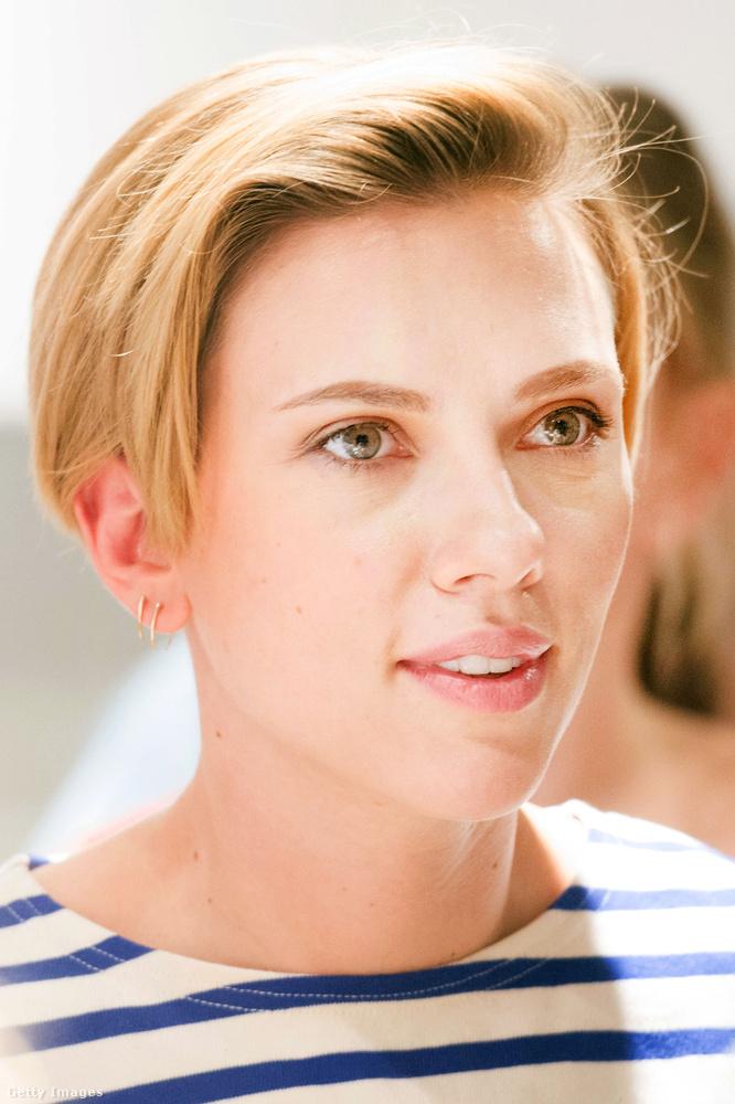 Vagy mégis inkább Scarlett Johansson? Egyszer úgyis megtudjuk!