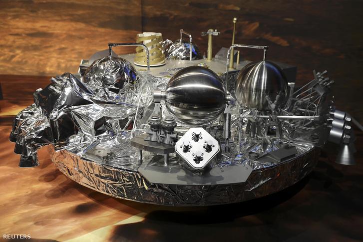 Az ExoMars modellje