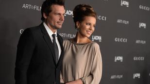 Kate Beckinsale több mint 10 év házasság után válik a férjétől