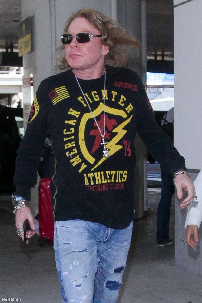 Ha még emlékeznek, idén áprilisban öntötte el öröm a bolygónkat, amikor kiderült, hogy A Guns N' Roses újra összeáll