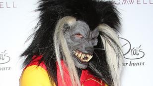 Na kinek van a legmenőbb Halloweeni jelmeze?