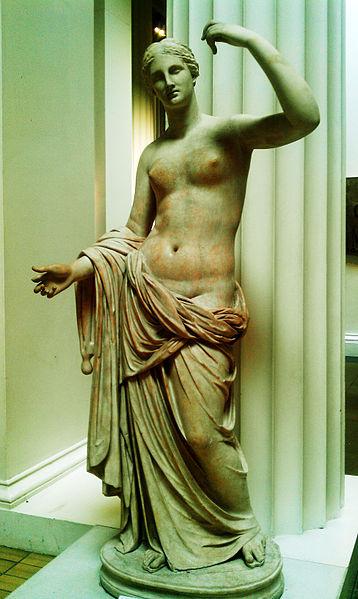 A Townley Vénusz, British Museum
