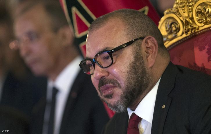 VI. Mohammed marokkói király