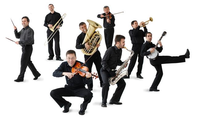 Bohém Ragtime Jazz Band