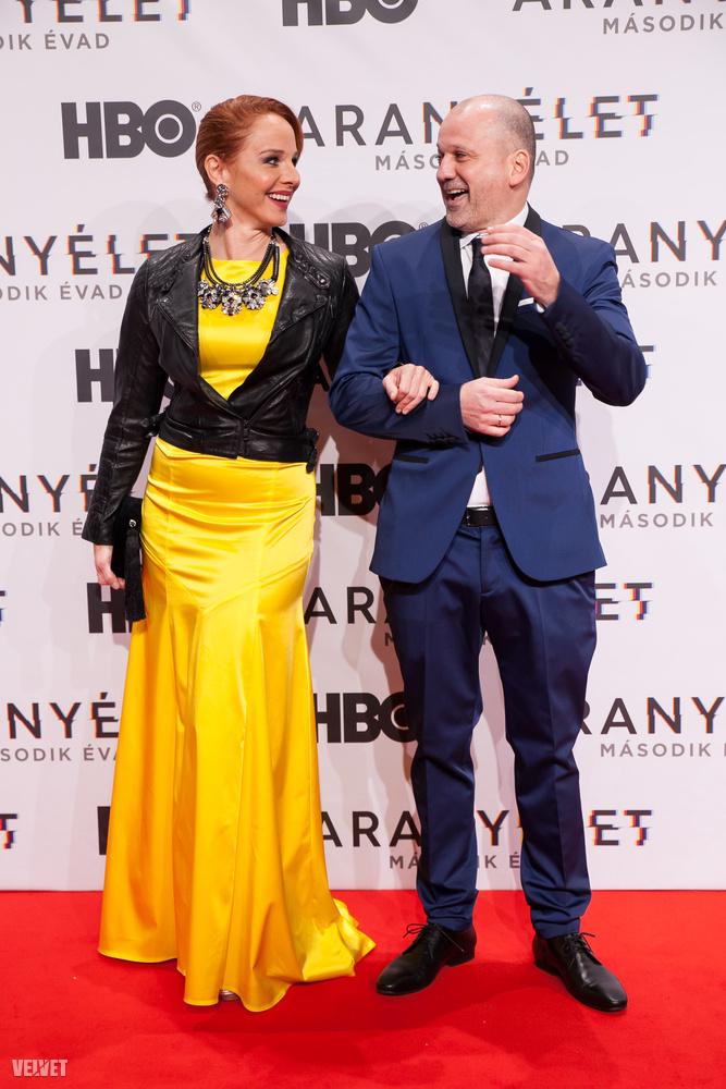 És végül az este legjobb párja, Ónodi Eszter (Janka) és Thuróczy Szabolcs (Attila)