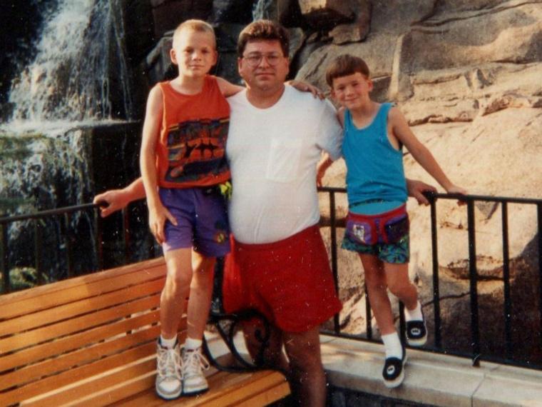 Doug mindössze 6, míg Matthew 9 éves volt eltűnésekor