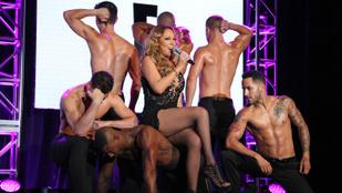 Mariah Carey máris összeszedte volna az egyik táncosát?