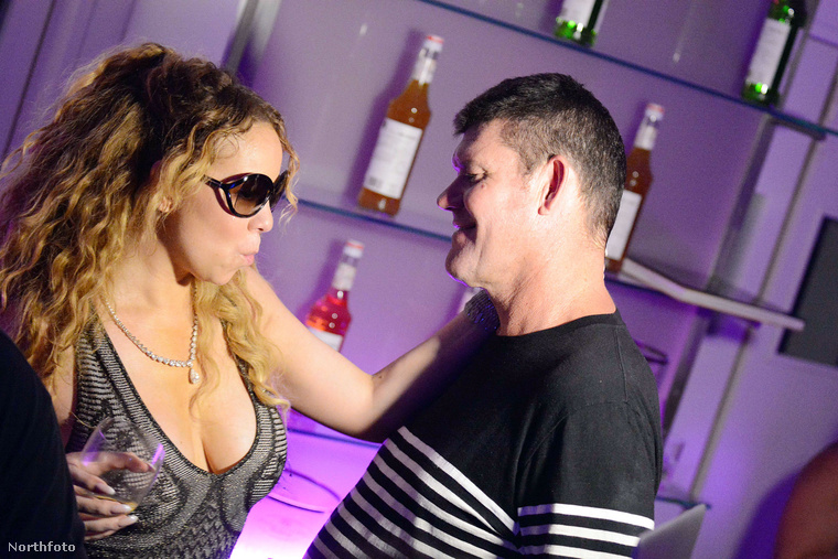 Mariah Carey és James Packer