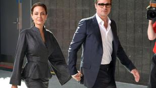 Angelina Jolie agyonverte volna Brad Pittet, ha kezet emel gyermekeikre
