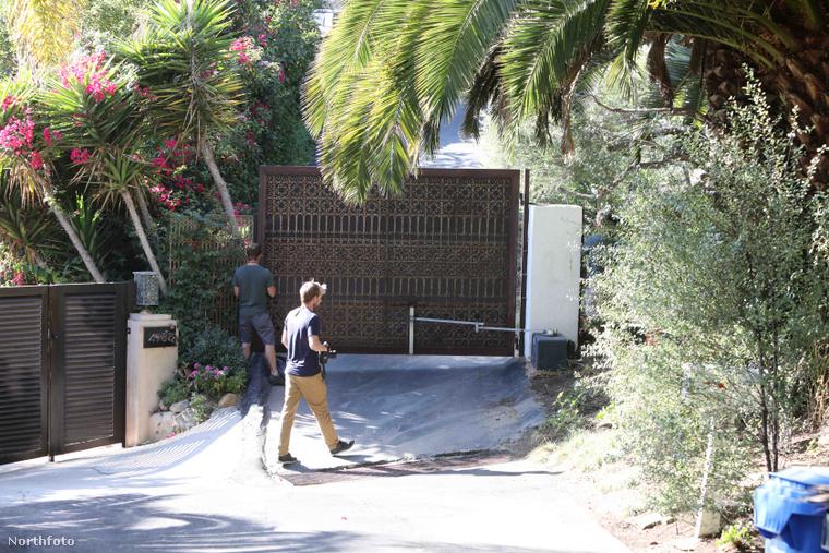 Miranda Kerr malibui háza