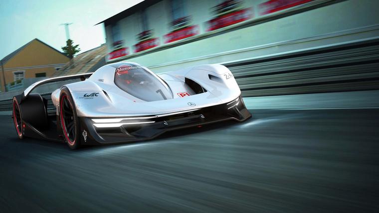 Mercedes-Benz DTW (Martin Chatelier, Franciaország) - 3D-nyomtatott gumik, AERS aerodinamikai energiavisszanyerő rendszer), Tesla-turbinahajtás