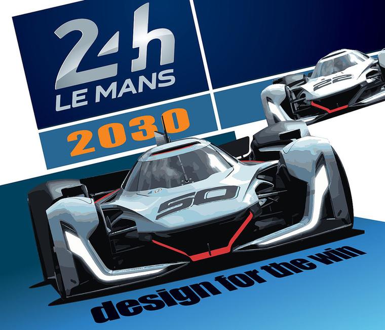 Az Automobile Club de l'Ouest és a Michelin közösen hirdette meg a Le Mans 2030: Design for the Win pályázatot, amelynek résztvevői a jövő versenyautóit álmodhatták meg