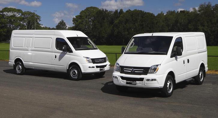 A hajdani DAF, majd LDV is kínai kézbe került, de a Maxus furgont most újra árusítják Európa egyes részein