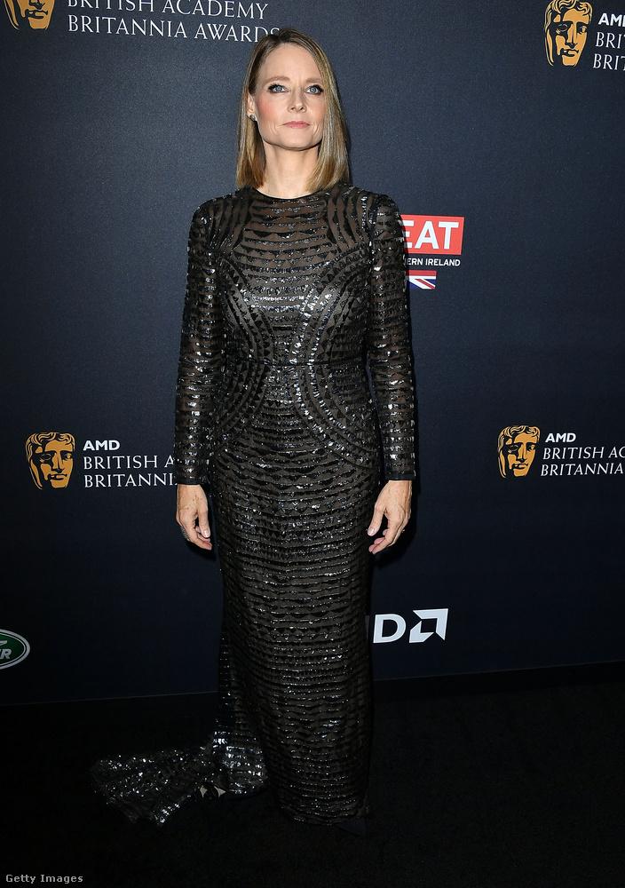 Jodie Fostert szintén díjázták