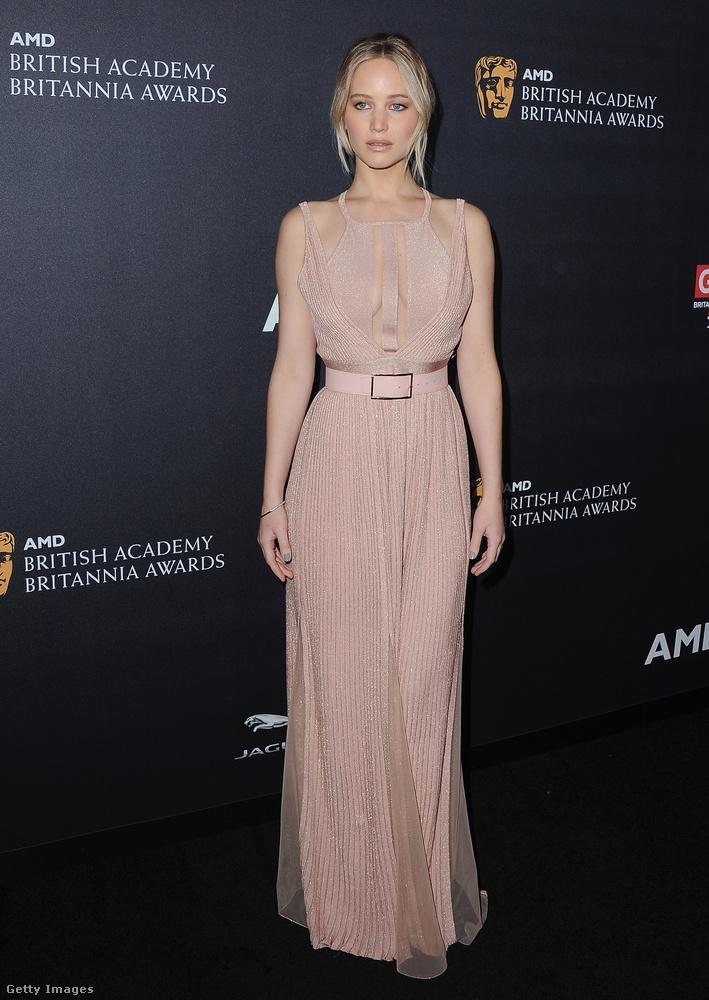 Péntek este tartották a BAFTA Los Angeles-i megfelelőjét, a Britannia Awards-gálát