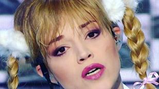 Muri Enikő tiszta Britney Spears