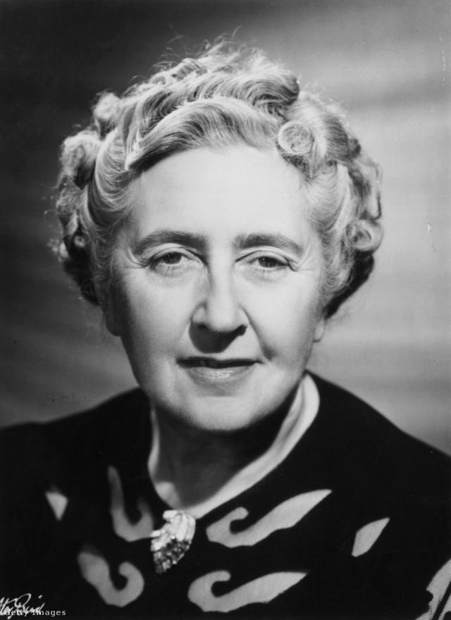 Agatha Christie 1954-ben