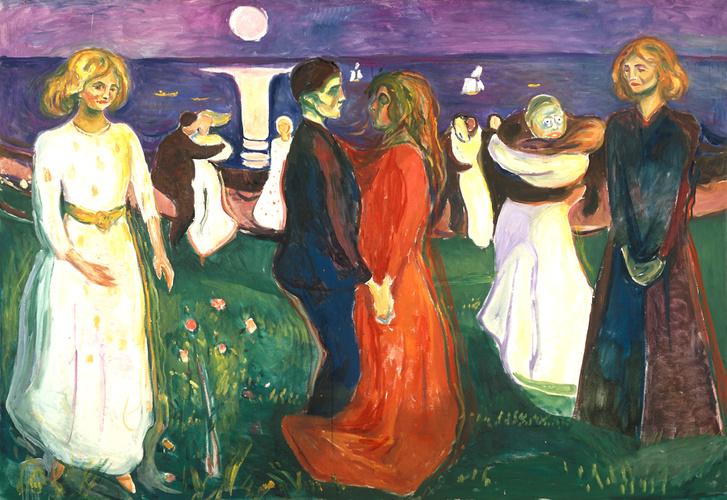 Edvard Munch: Az élet tánca