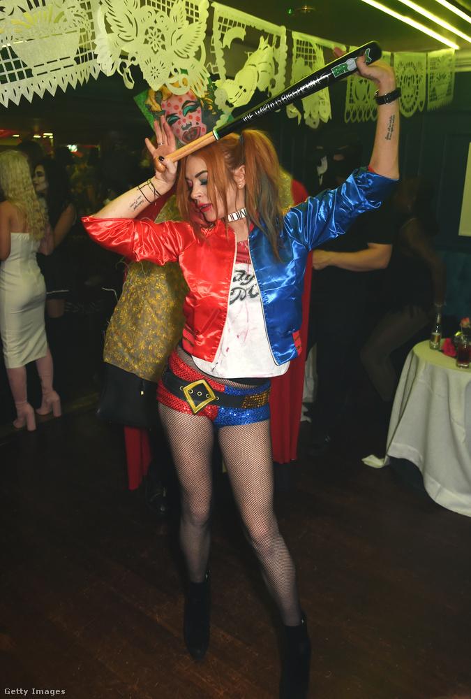 Így nézett volna ki Harley Quinn, ha nem Margot Robbie játszotta volna el a Suicide Squad - Öngyilkos osztag című filmben.